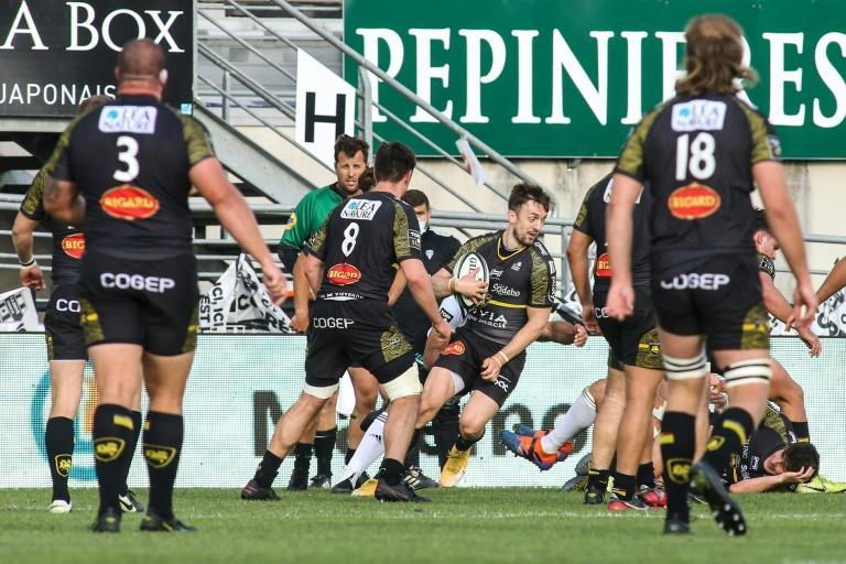 Darren Sweetnam was one of just two La Rochelle's players to also start against Montpellier on Saturday
