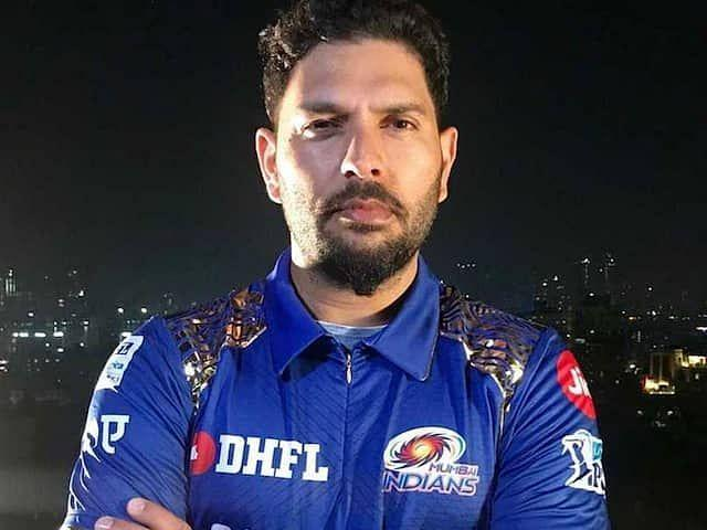 Yuvraj Singh was expected to have his IPL swansong at MI