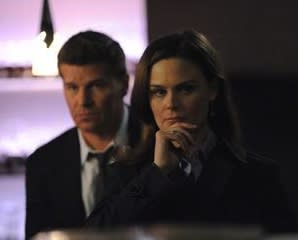 Exclusive Bones Video: Booth Delivers Shocking News to Brennan About Little Christine