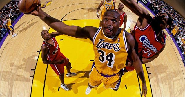 Lakers continue 'Lore Series' with new unis inspired by Shaq