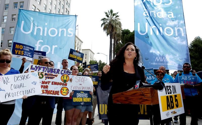 California adds wage, benefit protections for gig workers