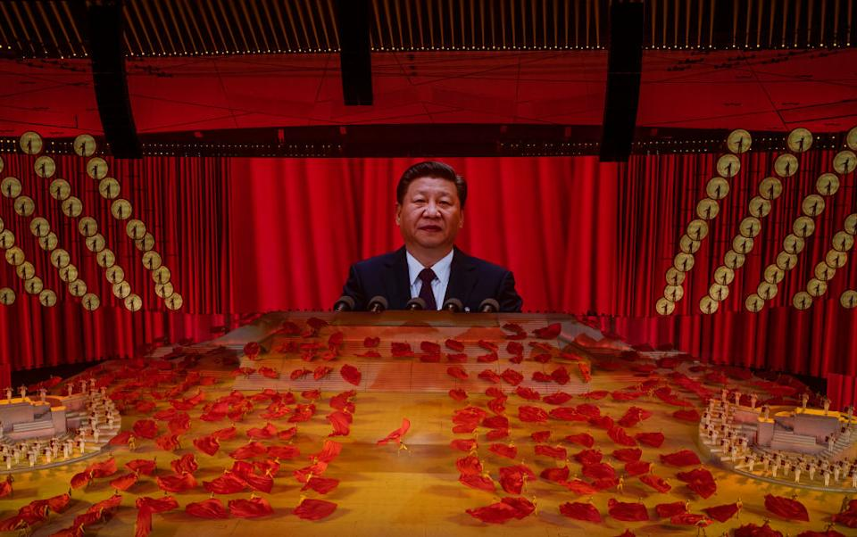 Chinese President and Chairman of the Communist Party Xi Jinping.