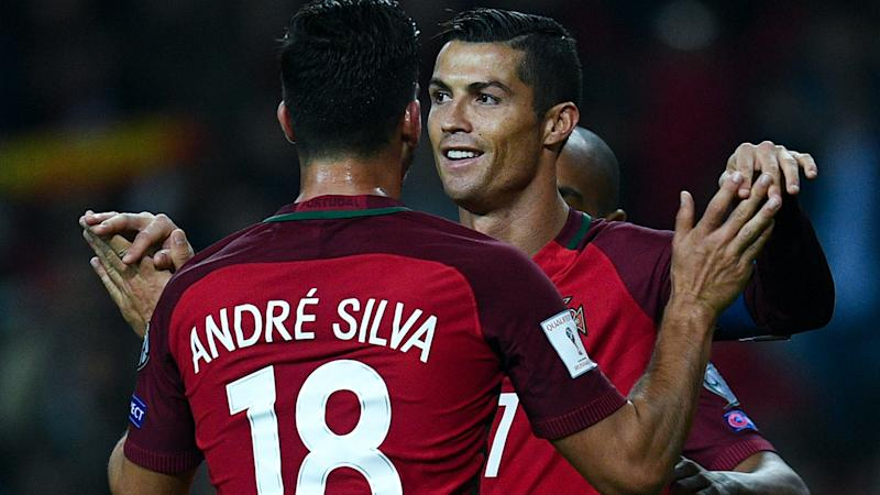 Portugal World Cup qualifying