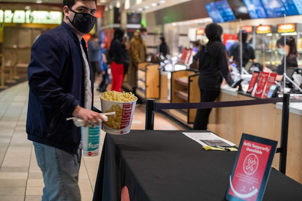AMC seemingly embraced retail investors — offering free popcorn, special movie screenings and other perks to investors.