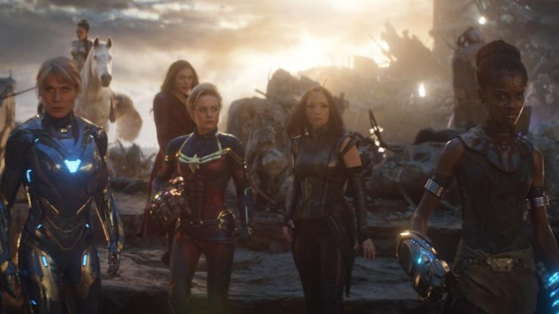 Brie Larson and Other Marvel Studio Stars Asked for an All-Women Franchise Film