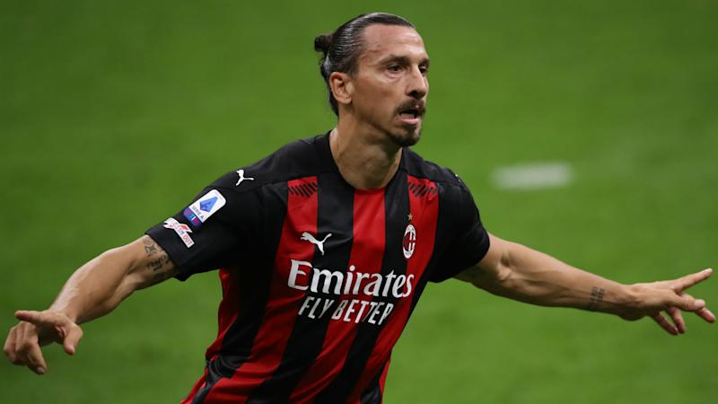 Milan 2 0 Bologna Inspired Ibrahimovic Gets Rossoneri Up And Running