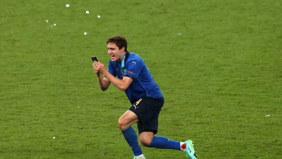 Federico Chiesa | Marc Atkins/Getty Images