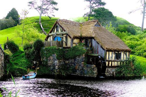 hobbiton mill lord of the rings