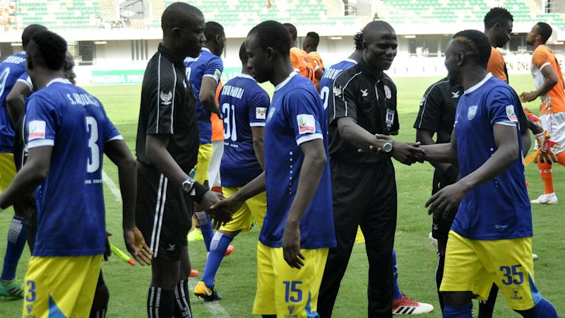 Adamu Mohammed unhappy with his performances for Gombe United