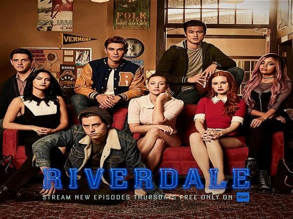 The current Cast of Riverdale (Image Source: Instagram)