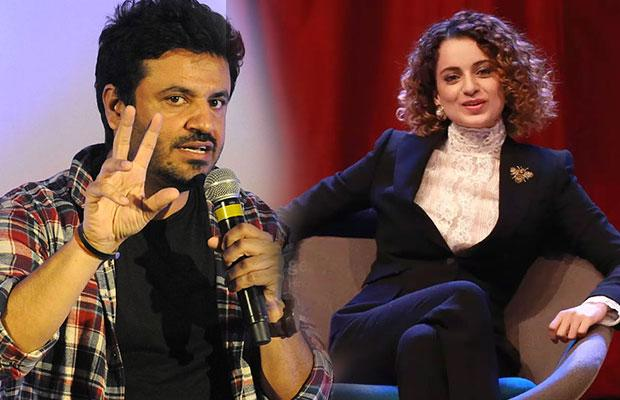 Kangana Ranaut reacts to 'Sexual Harassment' allegations against Vikas Bahl
