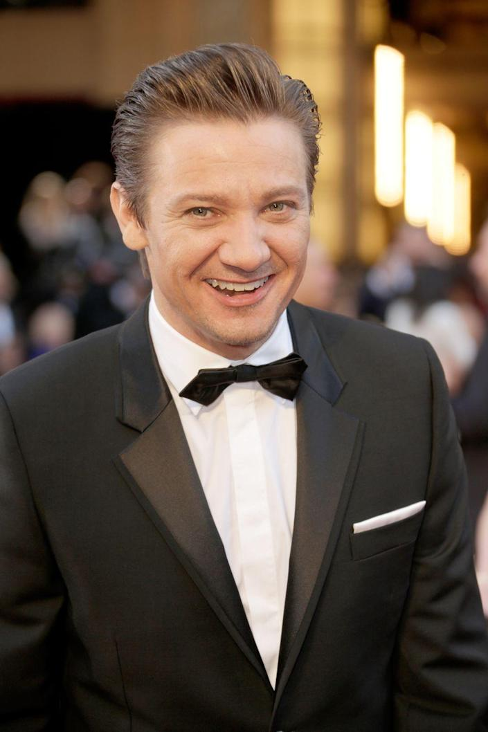 <p>Before he frequented roles in action films, Jeremy Renner had to prove himself as a leading man. He did so—passing with flying colors—in the Academy Award-winning film, <em>The Hurt Locker</em>. </p>