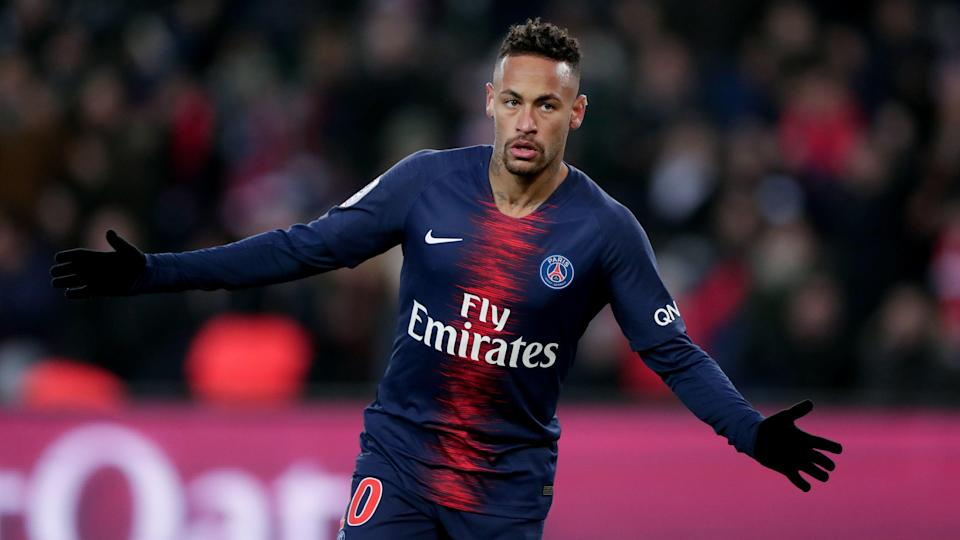 Might Neymar's injury not be as serious as initially feared? (Yahoo Magazines)