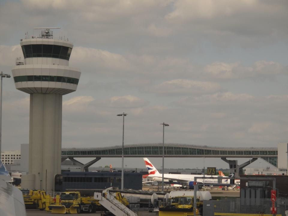 Worth a fiver? Gatwick is to impose a £5 drop-off and pick-up fee  (Simon Calder)