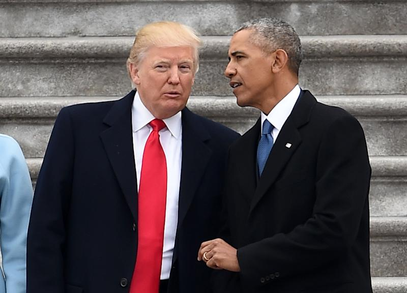 How the Quantity of Trump's Lies Compares to Obama's