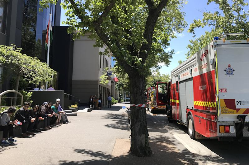 Suspicious packages sent to numerous consulates and embassies