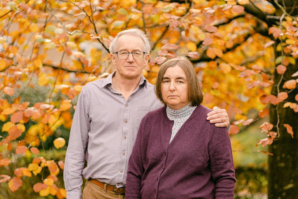 Anne and Graeme Dixon (Novum Law/PA)