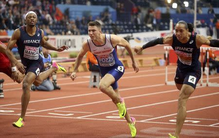 Athletics - European Athletics Indoor Championship