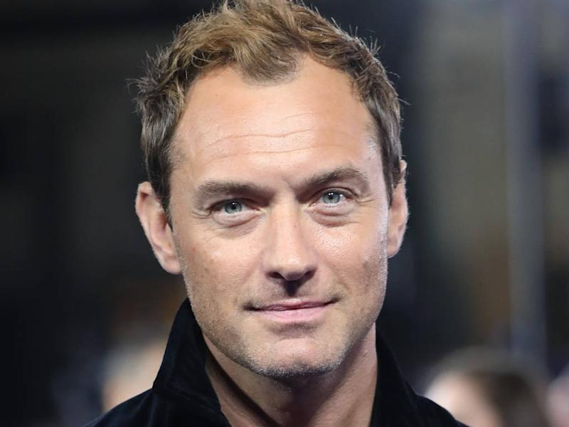 Jude Law 'retracted' from limelight after personal scandals