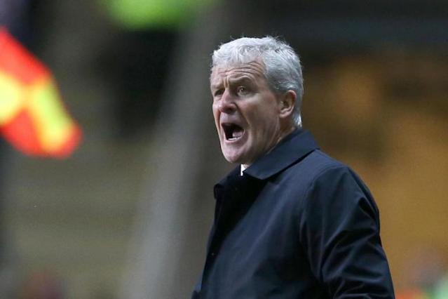 Stoke City sack Mark Hughes after shock FA Cup exit at Coventry