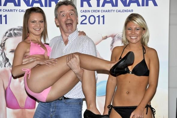 Ryanair urges cabin crew to lose weight 'to save on fuel costs'