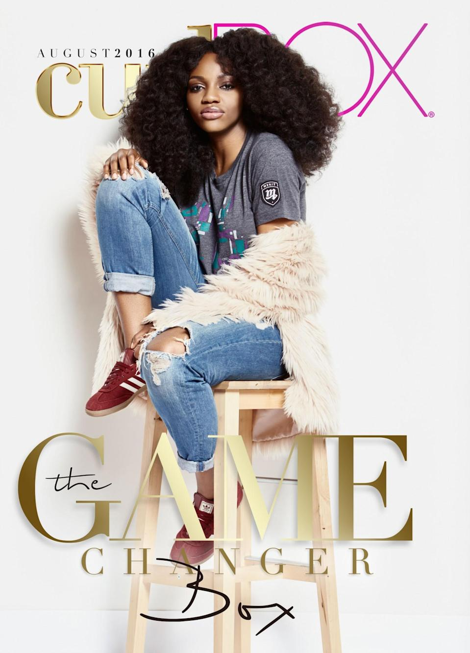 "<p>""Since 2011, curlBOX has been a force in the haircare and beauty category by providing a unique service of content, media, and products to a growing audience that is continuing to reflect the ethos of the mainstream culture – beauty comes in all shapes, colors and sizes. As a result of our strong focus on our brand mission, curlBOX continues to gain traction nationwide by serving a lucrative, niche market,"" says founder and CEO of curlBox Myleik Teele. ""It has changed the way women try and purchase haircare products. Our monthly box delivers full and sample sized products designed for naturally curly hair."" Visit <a href=""http://www.curlbox.com/16/home.htm"" rel=""nofollow noopener"" target=""_blank"" data-ylk=""slk:curlBOX"" class=""link rapid-noclick-resp"">curlBOX</a> for more info. </p>"