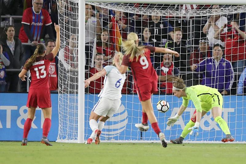 Runners-up: A Karen Bardsley costs England (Getty Images)