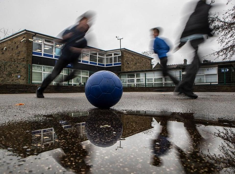 Young children from England's poorest areas are shorter, study suggests (Danny Lawson/PA) (PA Archive)