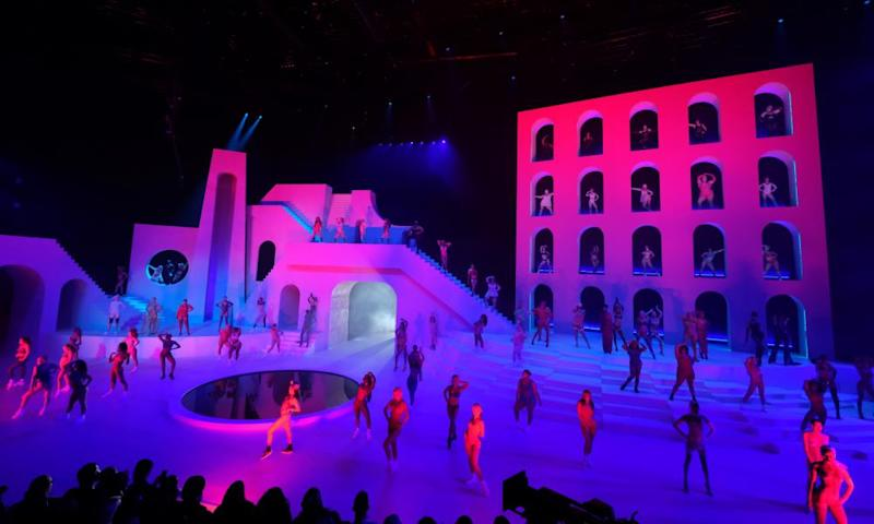 Not Victoria's Secret … the Savage X Fenty show in New York
