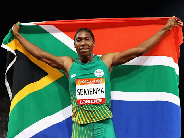 Caster Semenya will be affected by the new rules: Getty