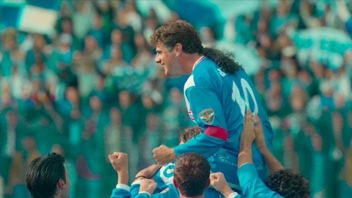 """<p>This Italian sports drama revolves around real-life soccer star Roberto Baggio, following the highs and lows of his historic 22-year career. </p> <p><strong>When it's available:</strong> <a href=""""http://www.netflix.com/title/81211064"""" class=""""link rapid-noclick-resp"""" rel=""""nofollow noopener"""" target=""""_blank"""" data-ylk=""""slk:May 26"""">May 26</a></p>"""