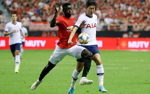 Tuanzebe is likely to be back up to Lindelof and Maguire - Credit: Reuters