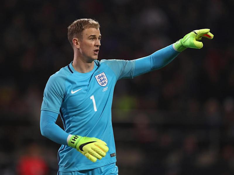 Hart will captain England in Cahill's absence (Getty)
