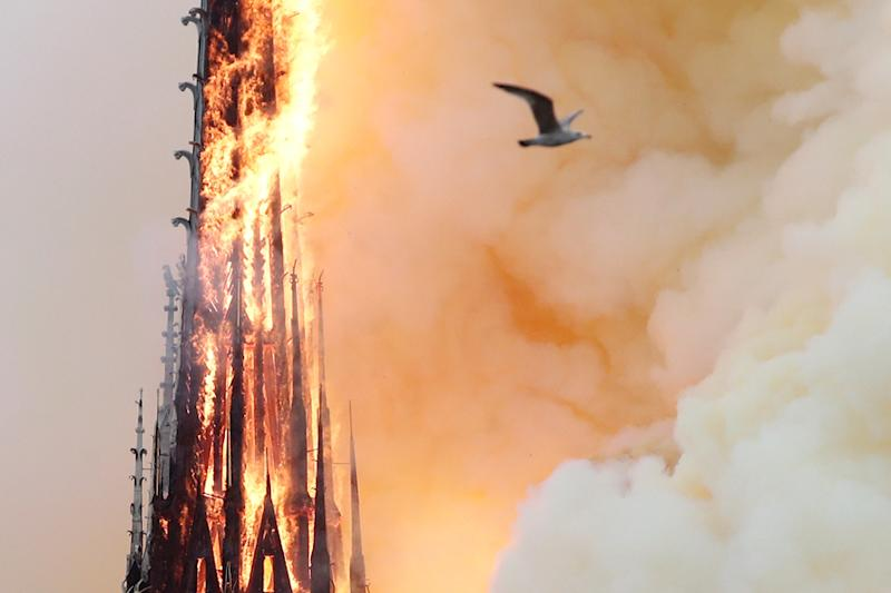 Cigarette Butt Behind Notre Dame Fire? Contractor Admits Workers Smoked at Cathedral