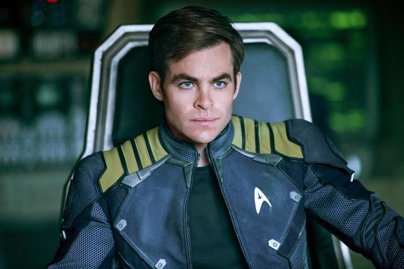 Chris Pine in Star Trek | Kimberley French/Paramount Pictures