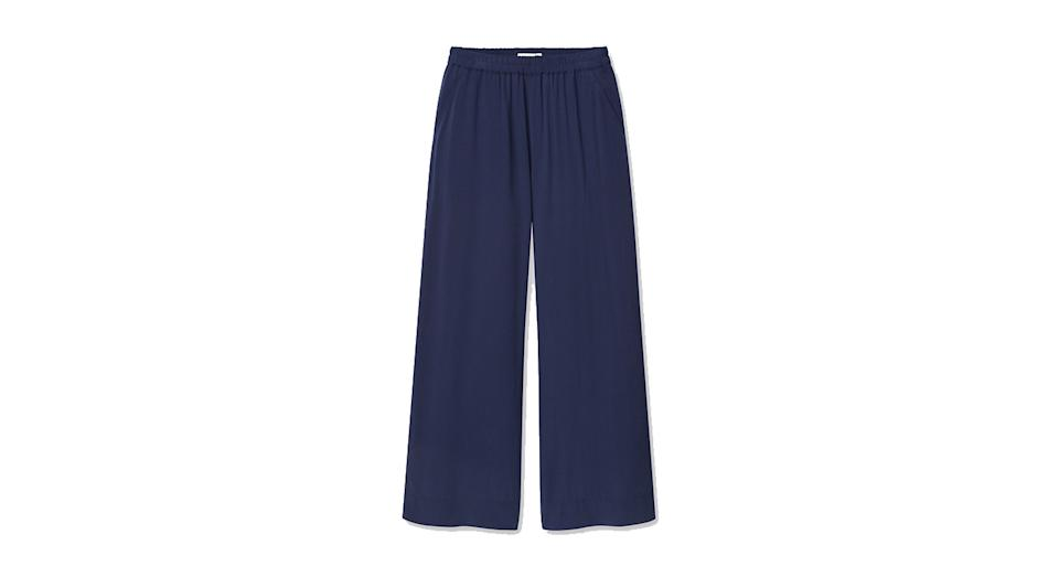 JW ANDERSON EASY WIDE LEG TROUSERS
