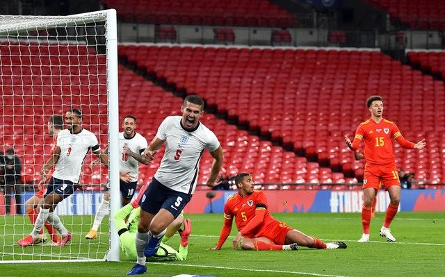 England v Wales – International Friendly – Wembley Stadium