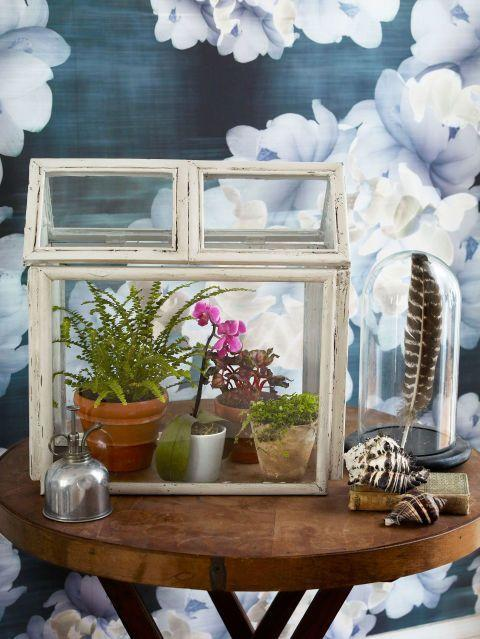 """<p>Build a glass terrarium to house his or her plants using—wait for it—picture frames. </p><p><strong><a href=""""https://www.countryliving.com/diy-crafts/how-to/g928/make-terrarium-0410/"""" rel=""""nofollow noopener"""" target=""""_blank"""" data-ylk=""""slk:Get the tutorial."""" class=""""link rapid-noclick-resp"""">Get the tutorial. </a></strong></p><p><a class=""""link rapid-noclick-resp"""" href=""""https://go.redirectingat.com?id=74968X1596630&url=https%3A%2F%2Fwww.walmart.com%2Fbrowse%2Fhome%2Fpicture-frames%2F4044_133012_1045881_672579&sref=https%3A%2F%2Fwww.countryliving.com%2Fdiy-crafts%2Ftips%2Fg645%2Fcrafty-christmas-presents-ideas%2F"""" rel=""""nofollow noopener"""" target=""""_blank"""" data-ylk=""""slk:SHOP FRAMES"""">SHOP FRAMES</a></p>"""