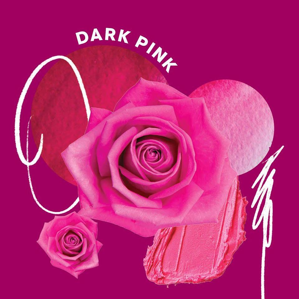 """<p>A mix between the grown-up passion of bright red roses and the sweet modesty of light pink roses, hot pink ones are a happy medium that adopts qualities of each. Think youthful passion and sweetness with an attitude. </p><p><strong>Symbolism: </strong>Excitement, flirtation, and creativity. </p><p><a class=""""link rapid-noclick-resp"""" href=""""https://flowerboyproject.com/products/valentines-day-omakase-bouquet?variant=37469950640292"""" rel=""""nofollow noopener"""" target=""""_blank"""" data-ylk=""""slk:BUY NOW"""">BUY NOW</a> <strong><em>Flowerboy Project Valentine's Day Bouquet, $75</em></strong></p>"""