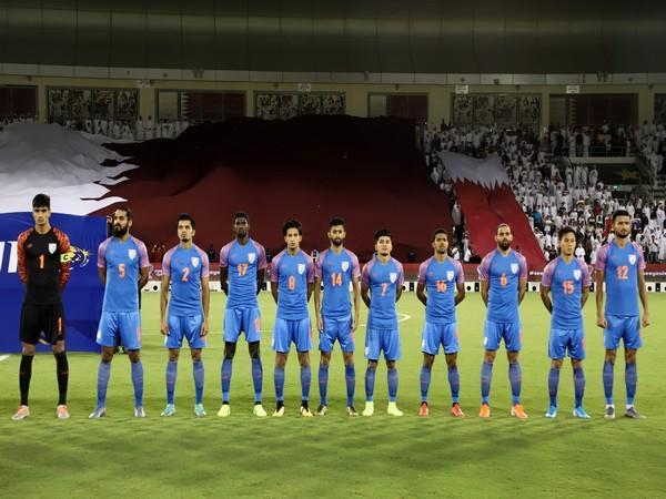 Indian football team players (Photo/ Indian Football Team Twitter)