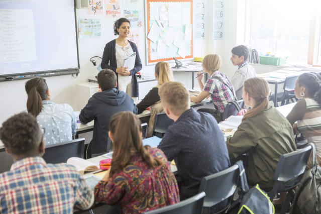 More and more schools are teaching personal finance to students.