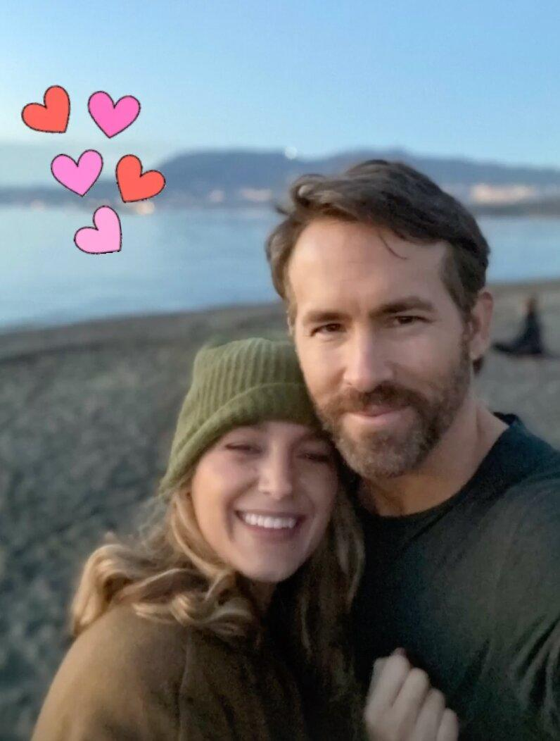 Ryan Reynolds Jokingly Calls Blake Lively His 'Forever Valentine for the Foreseeable Future'