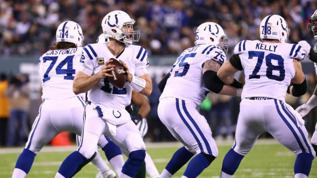 Slow down, Jim Irsay: Colts offensive line isn't 'fixed' just yet, says former O-line coach