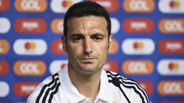 Argentina's Copa America will only be truly get under way against Paraguay, said coach Lionel Scaloni.