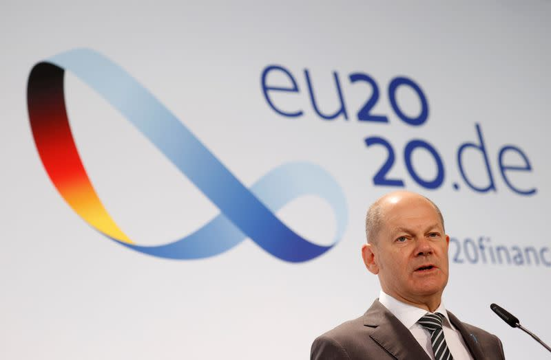 European economy is recovering better than we had feared - Scholz