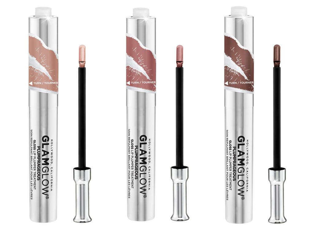 The Product: Plumprageous Nudes Lip Treatment CollectionNumber of Nude Shades: 10Buy It! Glamglow Plumprageous Nudes Lip Treatment, $24; sephora.com