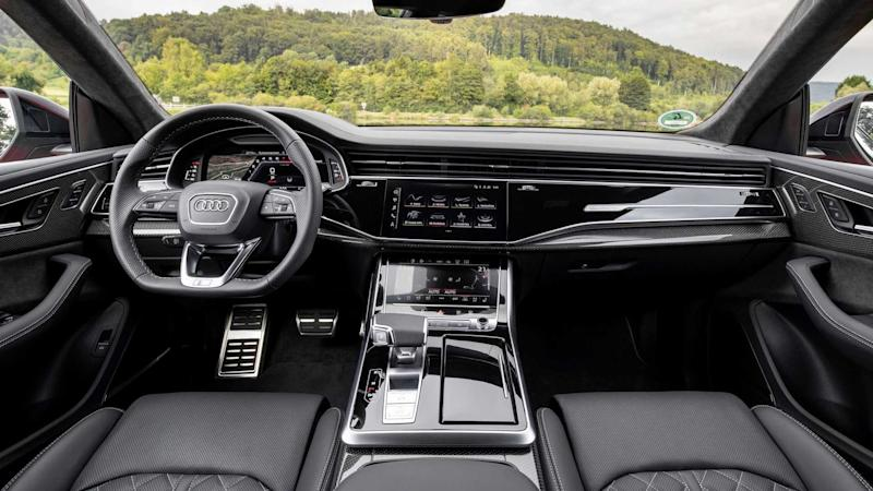Audi SQ7 OnLocation 2020