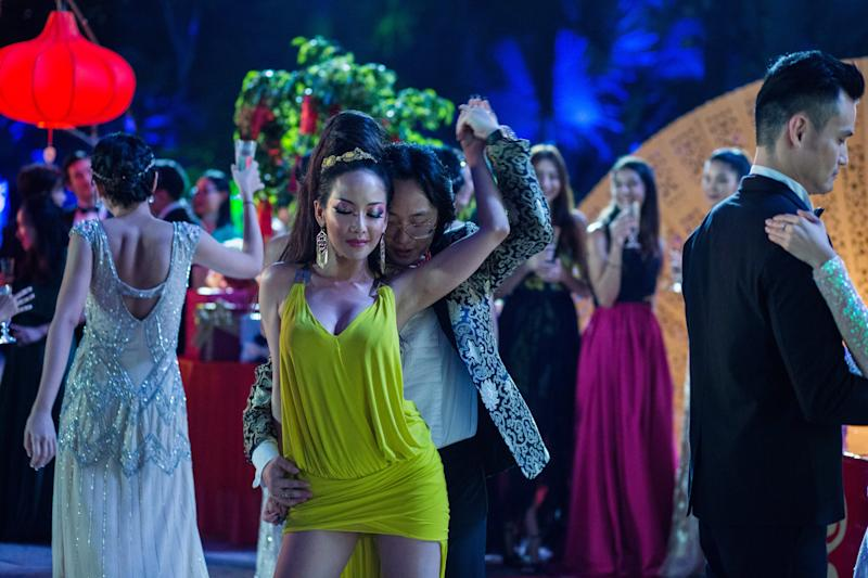 Sequel film in the pipeline for 'Crazy Rich Asians'