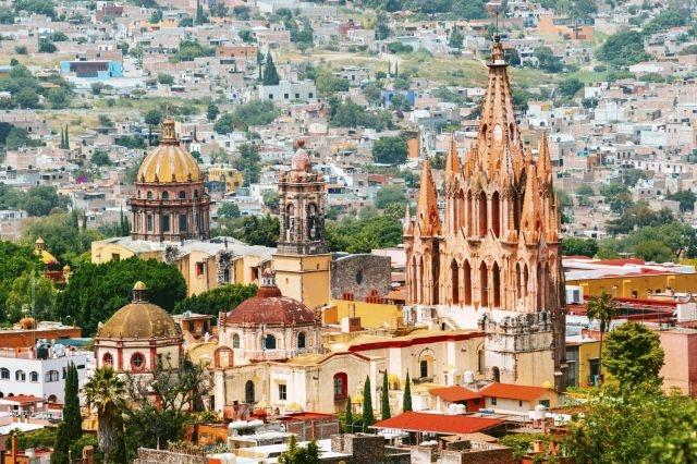 Mexican city named world's top destination 2017: Travel + Leisure