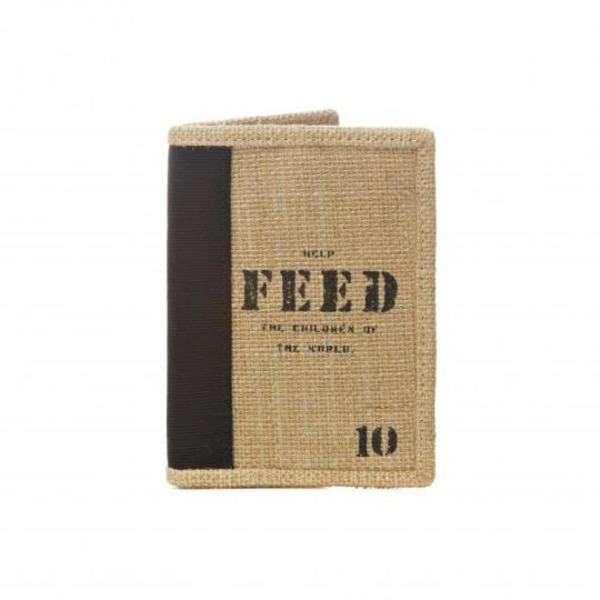"<p>With this affordable and <a href=""http://www.feedprojects.com/search?title=passport%20holder"">thoughtful gift</a> from FEED, giving back has never been easier. This passport holder will not only keep your documents safe, it will also provide 10 school meals for children around the world. <i>(Photo: FEED)</i></p><p>Cost: $15</p>"